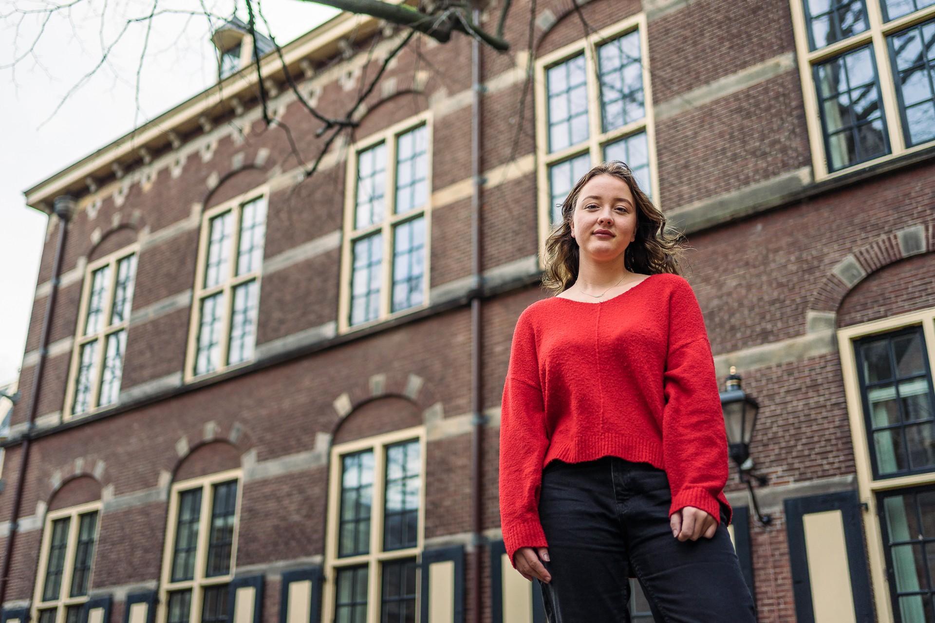Meike van Nes (21)