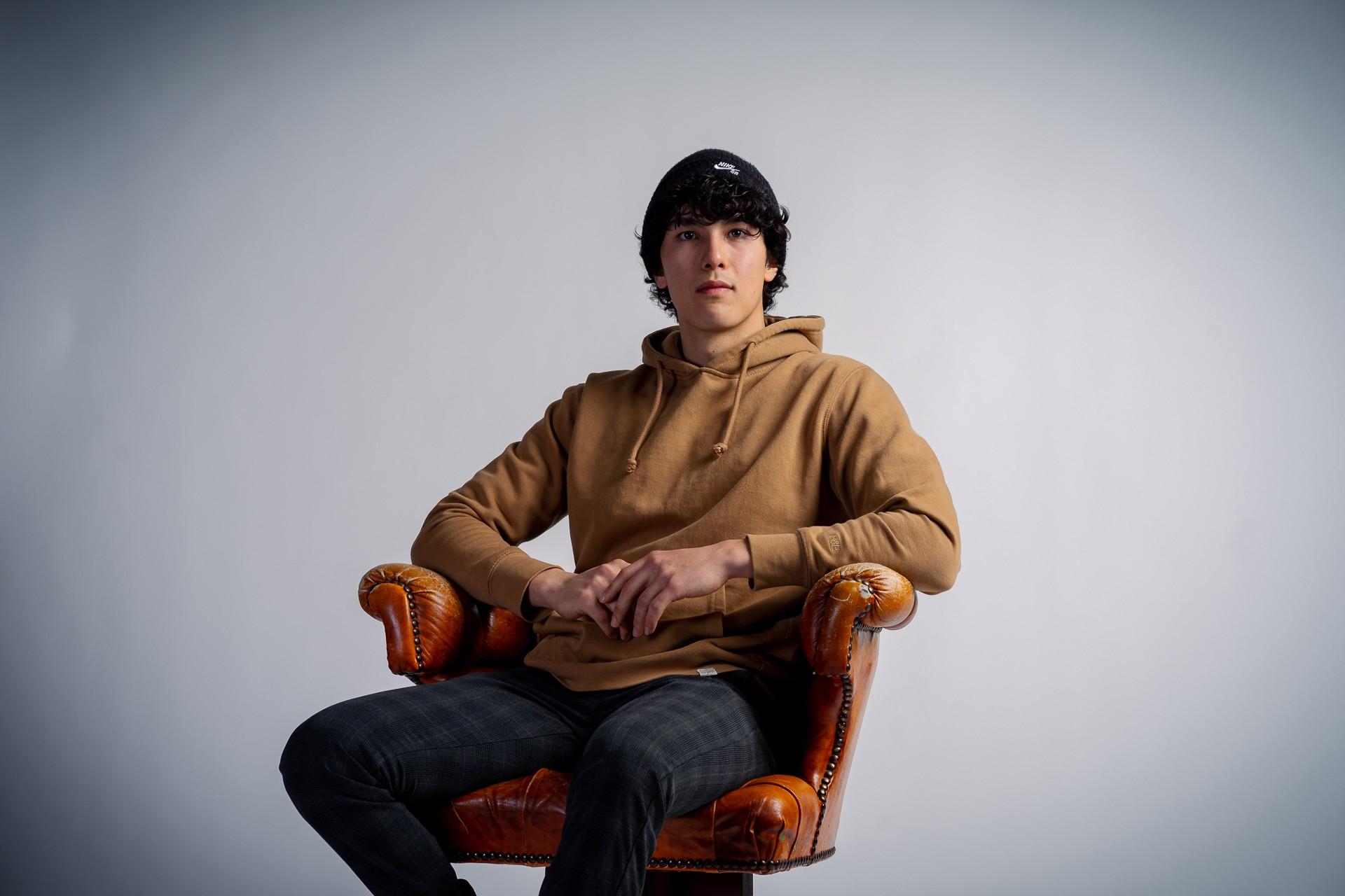 Tenzin van Iersel (22)
