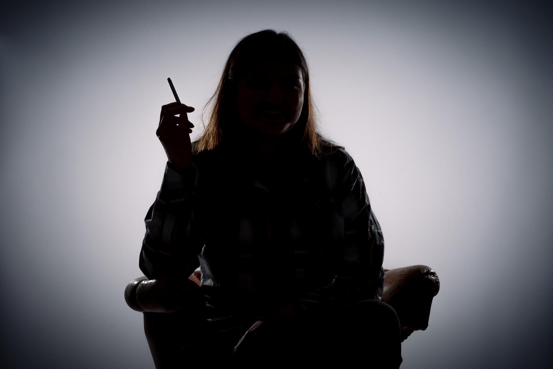 Anonymous human (22, vrouw)