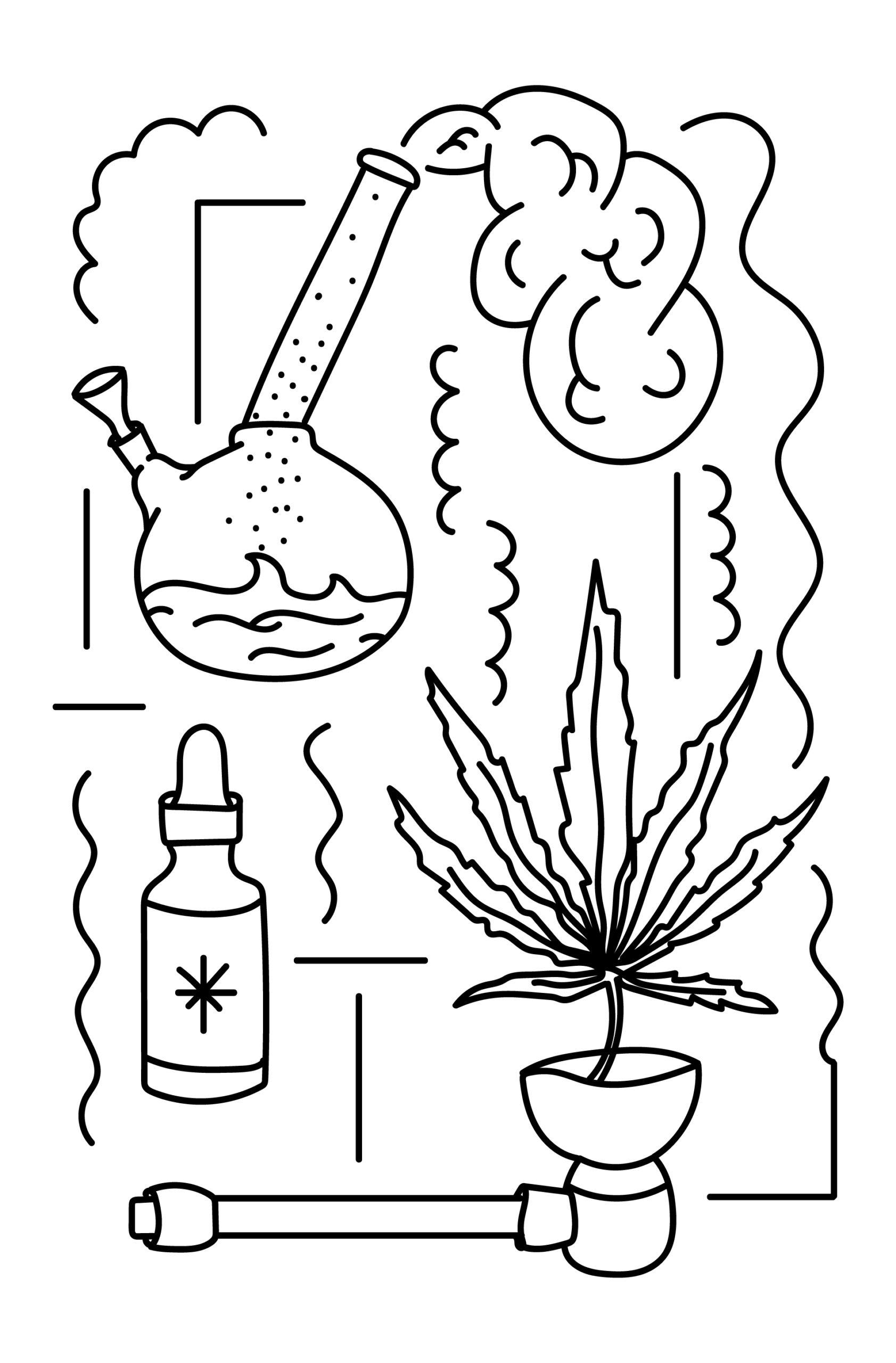 Cannabis/wiet & hasj