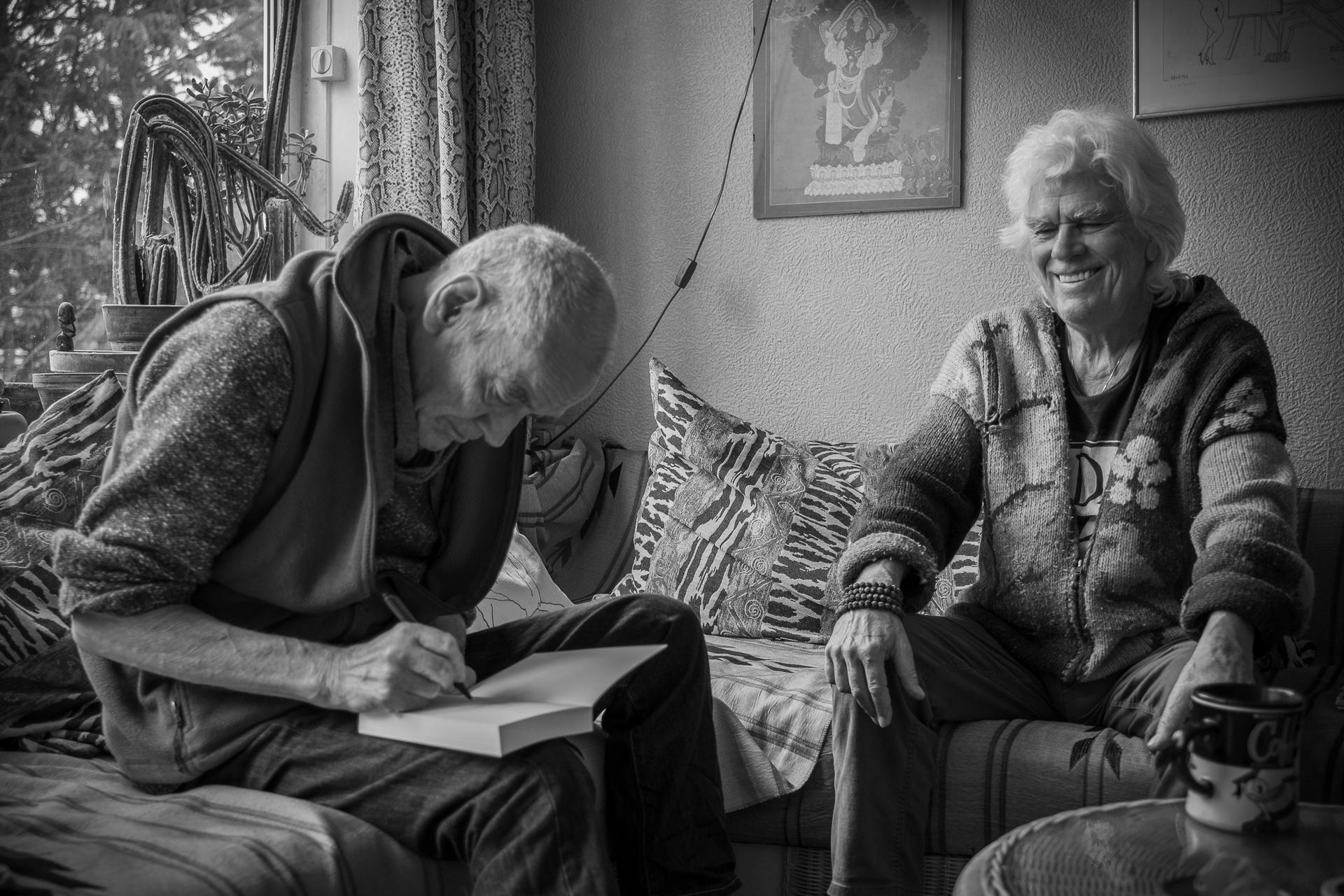 Gerben Hellinga en Hans Plomp: 'The war on drugs begon met Eva die niet van de appel mocht eten'