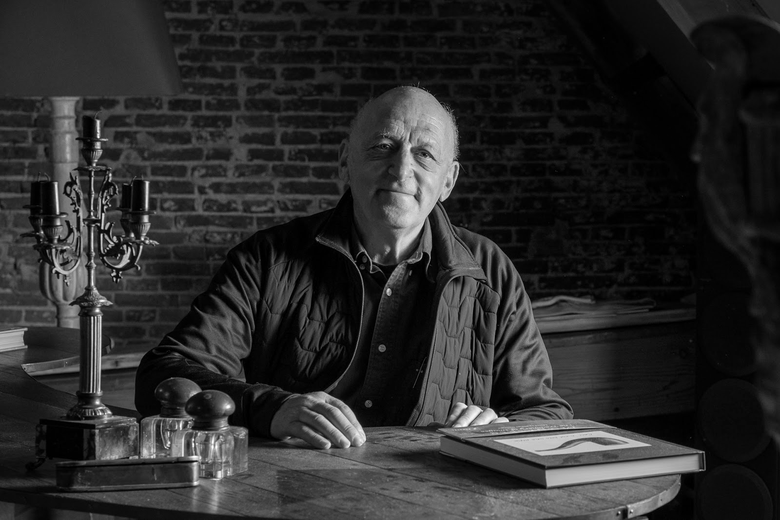 HUK-arts André Havas maakte van het 'spuithol in de spuitstraat' een veilige haven voor heroïnejunks