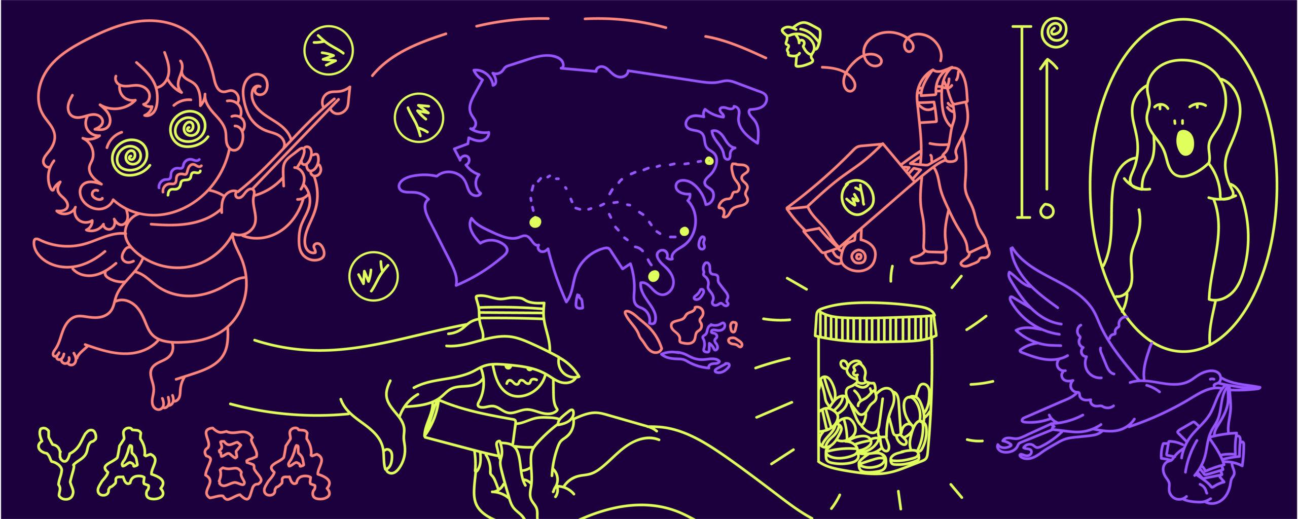 Ya ba daba don't: de nieuwe methamphetamine die Azië in zijn greep houdt
