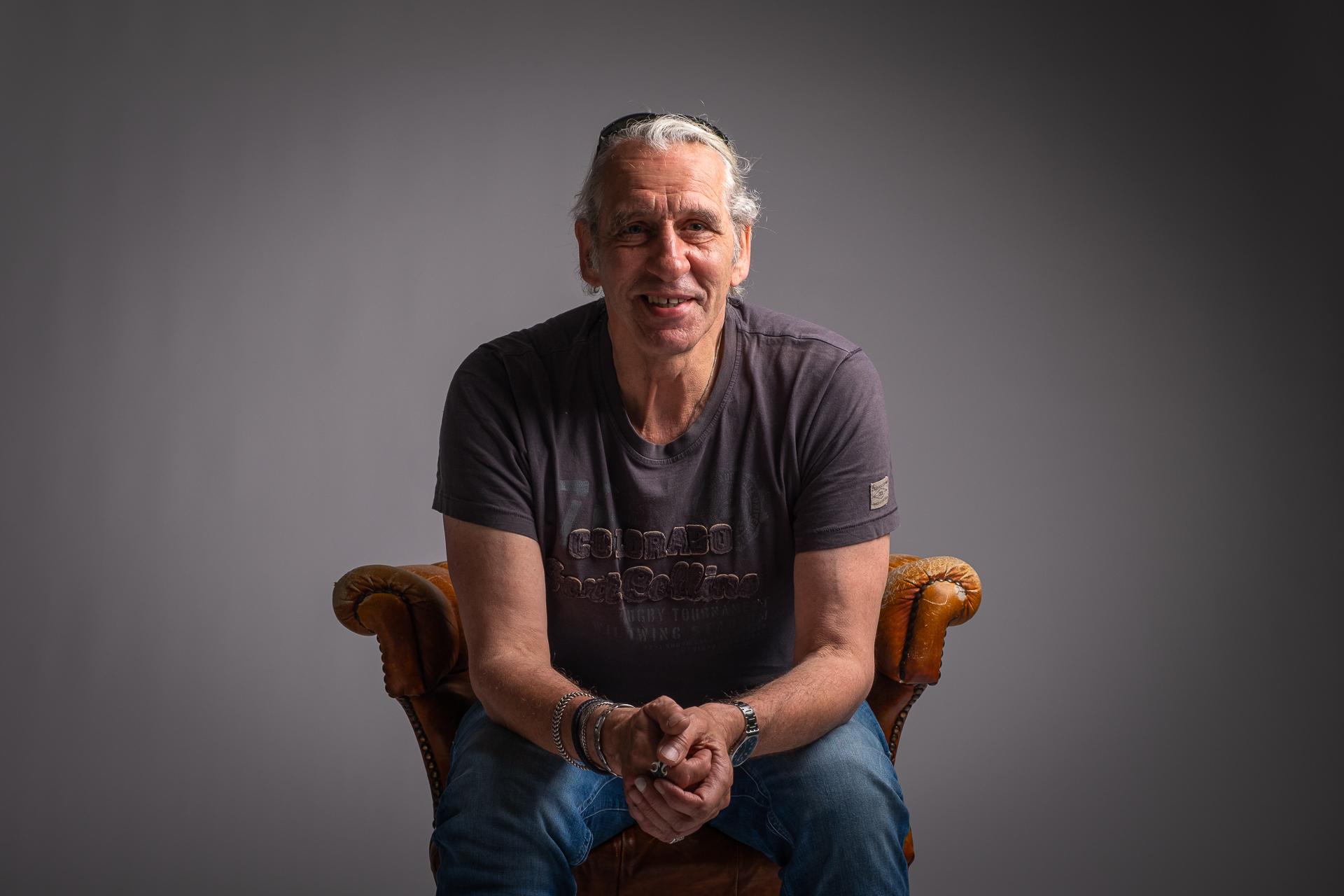 Peter van Harmelen (60)