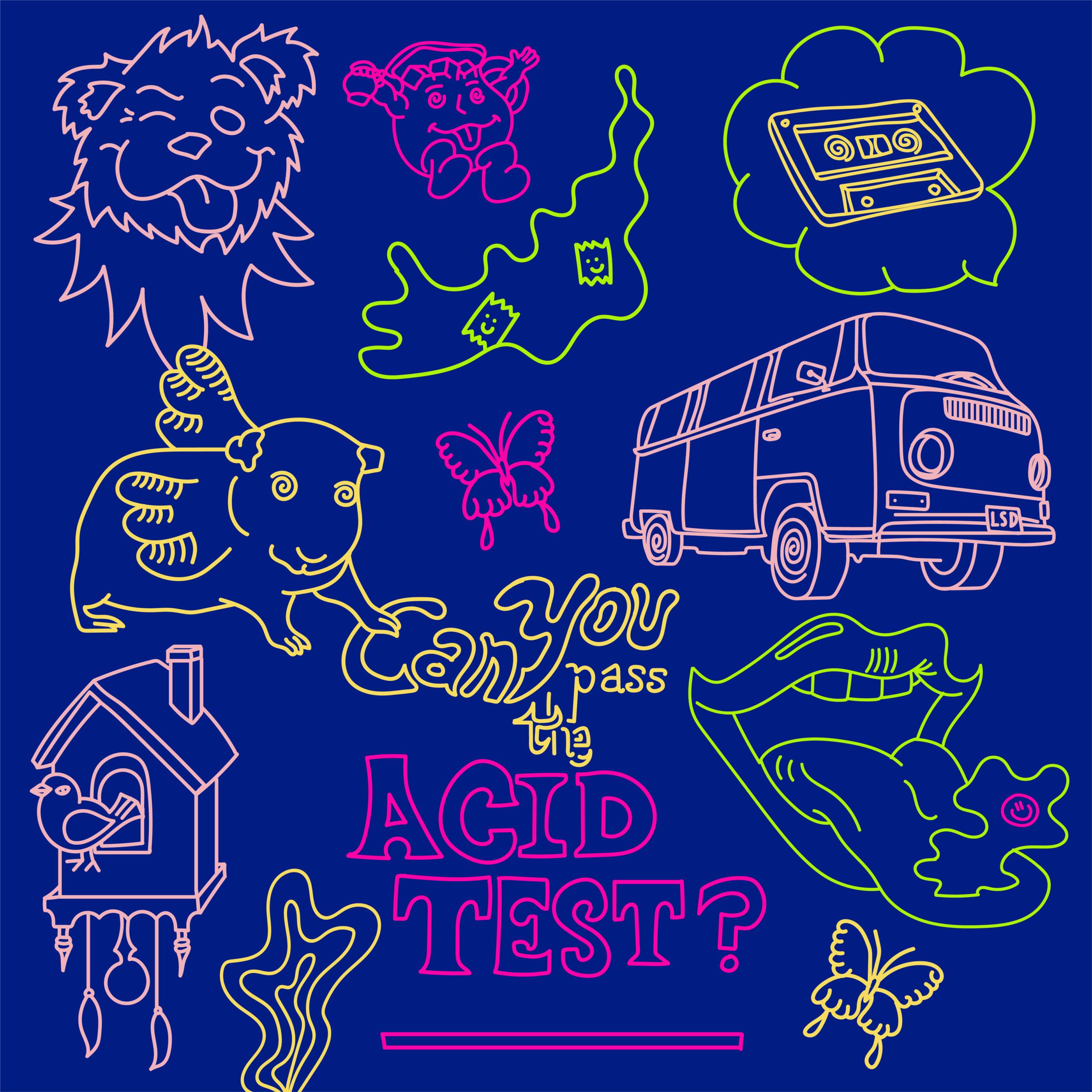 Startschot voor de hippiebeweging: een drug-fuelled roadtrip en de Acid Tests in San Francisco