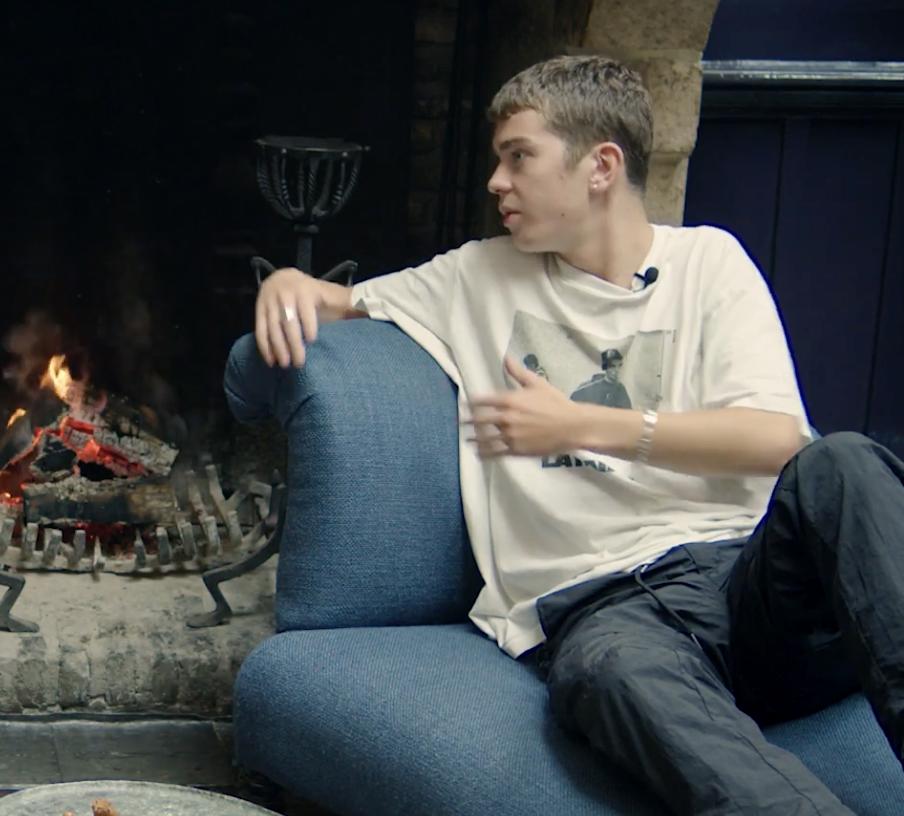 Oogappels-acteur Maas Bronkhuyzen : 'Ik blowde om de druk bij mezelf te verlagen.' | High Humans